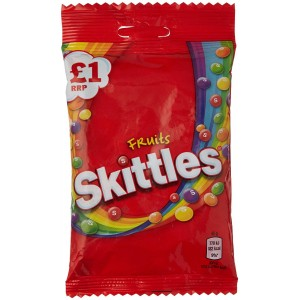 Shop Skittles Fruits Pch 125gm Online at RedGrocery com